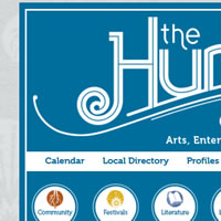 Almonte website for theHumm community newspaper